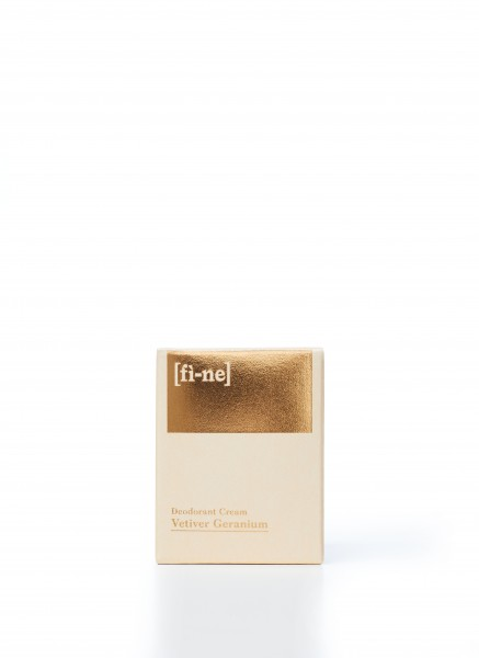 Deodorant Vetiver Geranium 30gTiegel