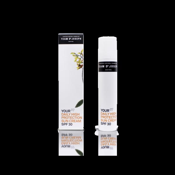 Your Daily High Protection Sun Cream SPF30