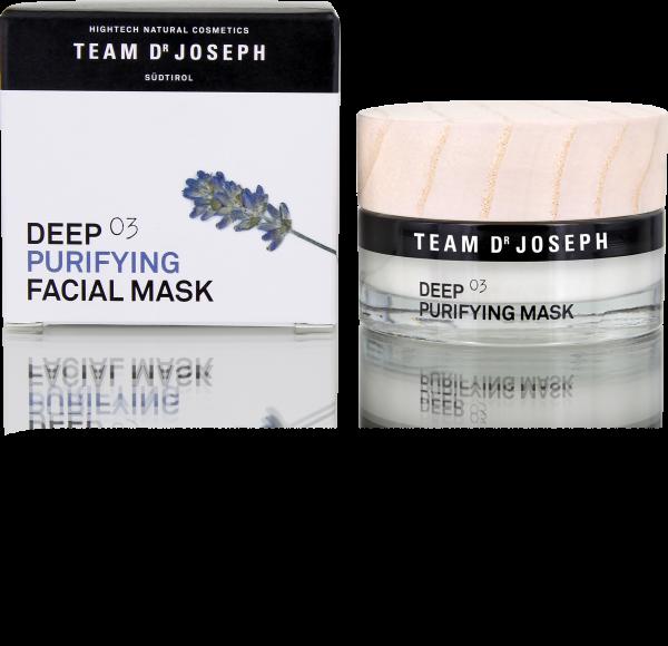 Deep Purifying Facial Mask